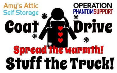 Stuff the Truck – Spread the Warmth Coat Drive Copperas Cove Texas