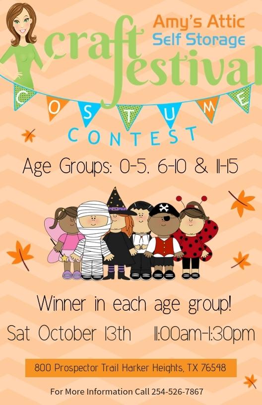 craft festival flyer