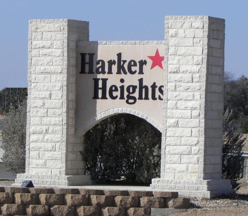 Self Storage in Harker Heights, Texas