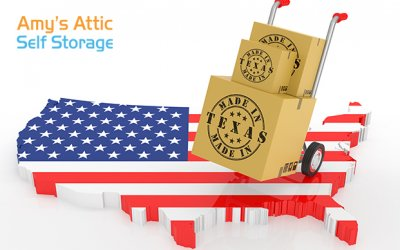 Business Storage Service and Tips for Texas Companies