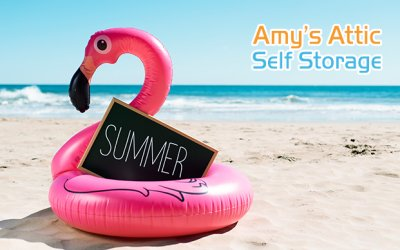 How Self Storage Can Help Summer Seasonal Texas Businesses