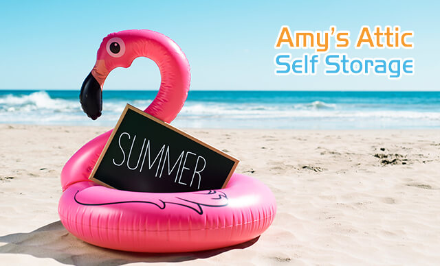 How Self-Storage Can Help Summer Seasonal Businesses