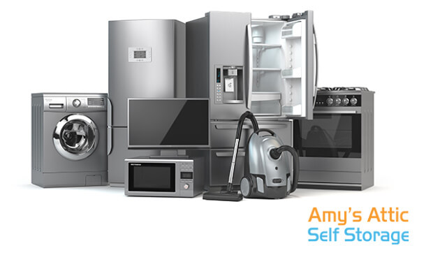 Storing Household Appliances – Unit Suggestions and Tips