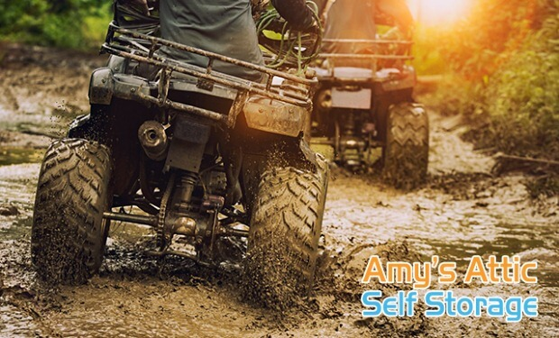 ATV Storage Texas