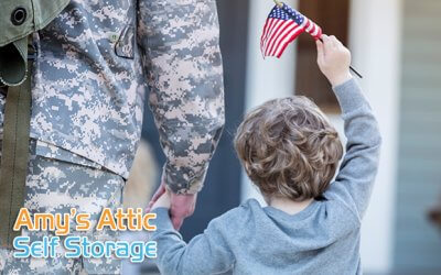 Self Storage for Fort Hood