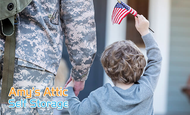 Self Storage for Troops Being Deployed Out of Ft. Hood