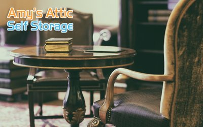 How to Store Antique Furniture in Texas
