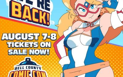 Amy's Attic Self Storage has partnered with Bell County Comic Con!
