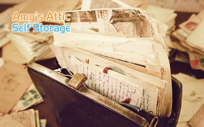 Books, Documents, and Photo Storage Tips