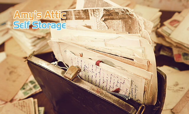 documents and photos storage tips
