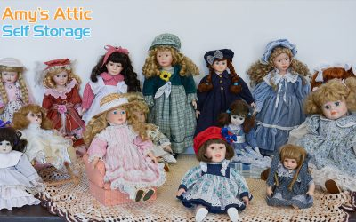 How to Store Porcelain Dolls (or Collectible Dolls)