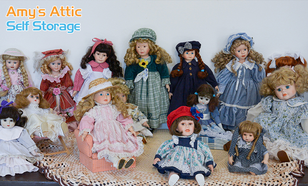 How to Store Porcelain Dolls