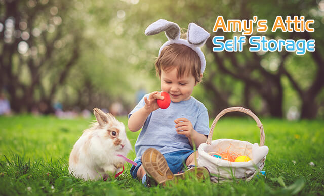 Central Texas Spring and Easter Events 2019 - Amy's Attic