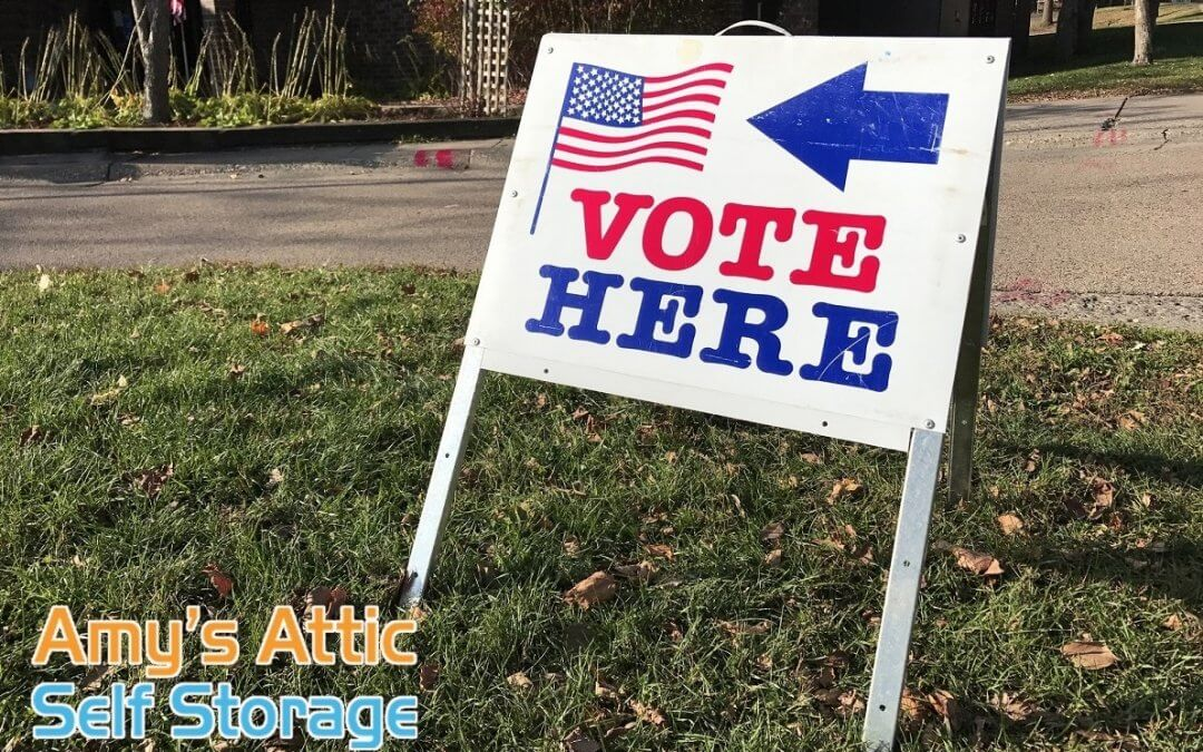 Election Day 2019 – Polling Locations in Central Texas