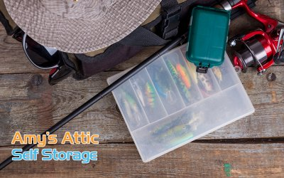 Best Fishing Spots in Central Texas and How to Store Fishing Gear