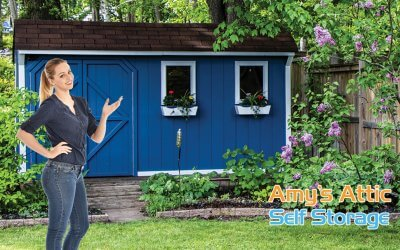 Building a Storage Shed vs Renting a Storage Unit – What You Need to Know