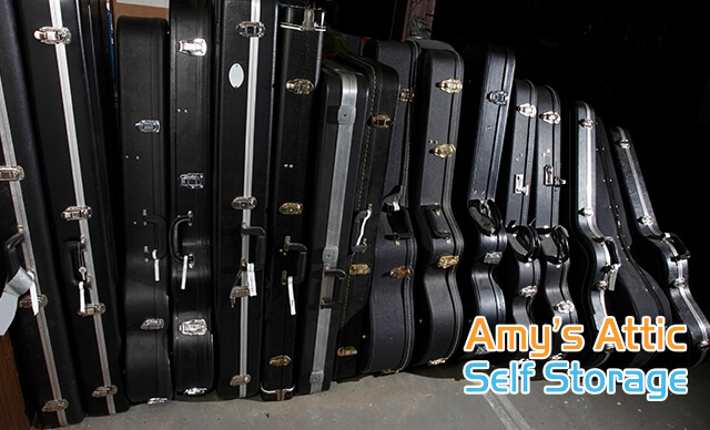 How to Store Guitars Safely in a Storage Unit