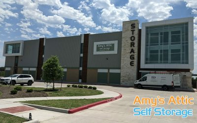 New Storage Units Available for Rent in Waco Texas
