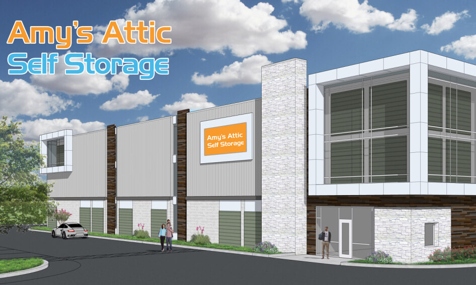 Amy's Attic Self Storage to Open New Location in Waco, TX