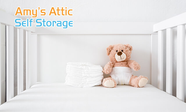 Storing Baby Gear