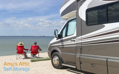RV Storage in Central Texas