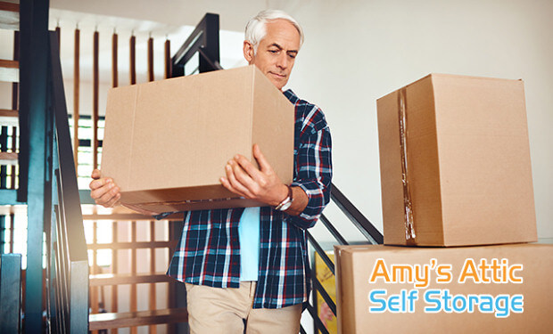 Self Storage Tips for Seniors in Texas - Amy's Attic