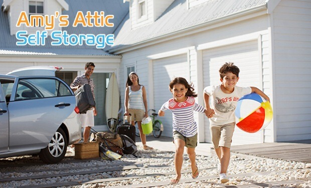 self storage vacation rental business