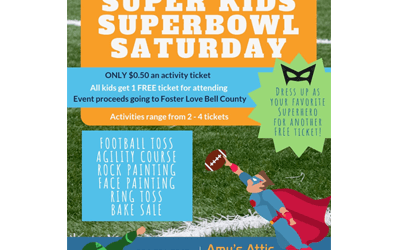 Super Kids Super Bowl Saturday