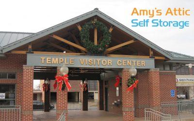 Temple Texas History