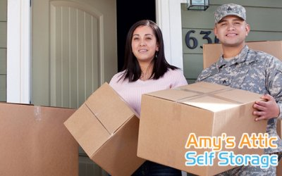 4 Self Storage Unit Tips for Troops Preparing for Deployment from Texas