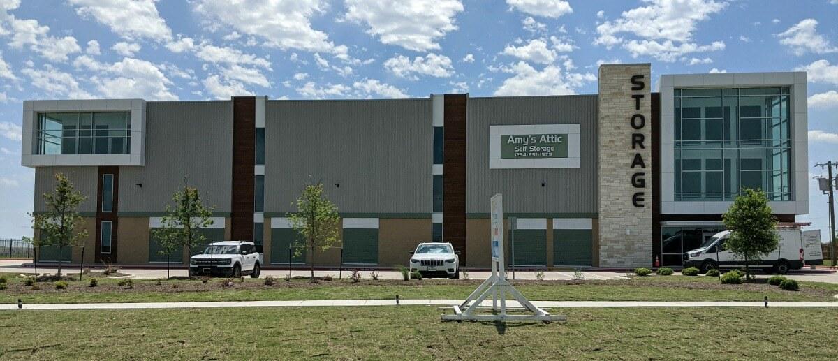 Waco TX storage facility